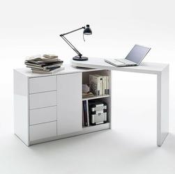 Patt biurko obrotowe wysoki połysk