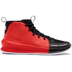 Buty koszykarskie męskie ua jet - czerwony