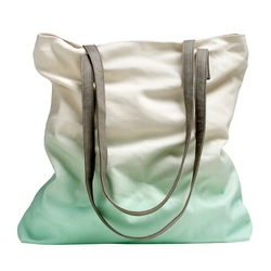 Torba na zakupy shopper bag dip dye bloomingville