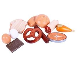 Drewniane produkty spożywcze