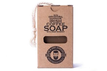 Dr k soap irish coffe soap with irish whiskey - naturalne mydło do ciała
