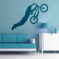 rower 9 szablon malarski