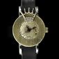 Damski zegarek  tayma - retro punk 28 - czarny zx585b