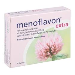 Menoflavon extra kapsułki