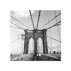 Brooklyn bridge - new york - reprodukcja