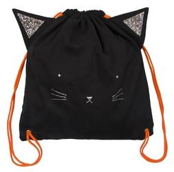 Plecak meri meri - czarny kot
