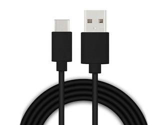 Oryginalny kabel xiaomi usb-c typ c 3a - 120 cm czarny