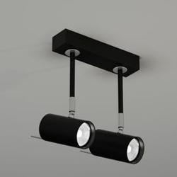 Shilo :: reflektor natynkowy fussa 2217 gu10 czarny