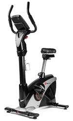 Rower elektromagnetyczny hs-090h apollo iconsole+ z matą srebrny - hop sport - srebrny