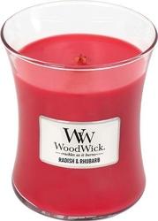 Świeca core woodwick radish  rhubarb średnia