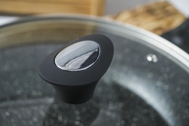 Klausberg patelnia marmurowa 28 cm zp indukcja