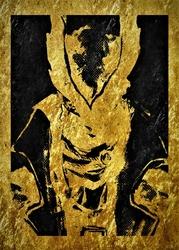 Golden LUX - Bloodborne - plakat Wymiar do wyboru: 20x30 cm