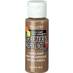 Farba akrylowa Crafters Acrylic 59 ml - ziemisty - ZIEM