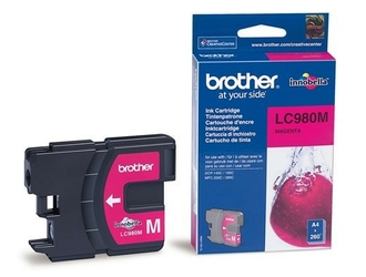 Brother Tusz LC980 magen DCP-145C165C