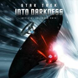 Star Trek Movie - oficjalny kalendarz 2014