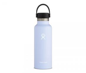Butelka termiczna hydro flask 532 ml standard mouth flex cap fog vsco
