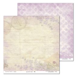 Słodki papier Lavender Date 30,5x30,5 cm - 06 - 06