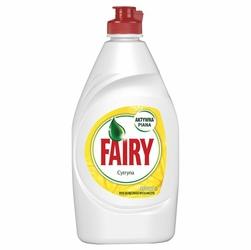 Fairy Lemon, płyn do naczyń, 450ml