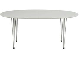 Stół rozkładany calena 170-270x100cm biały