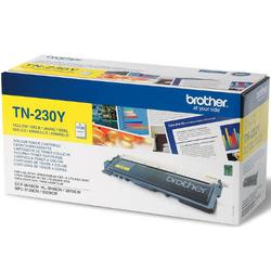 Toner Oryginalny Brother TN-230Y TN230Y Żółty - DARMOWA DOSTAWA w 24h