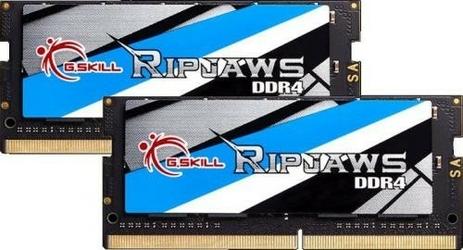 G.SKILL SO-DIMM DDR4 32GB 2x16GB Ripjaws 3000MHz CL18 1,20V