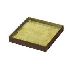 Notre monde :: taca dekoracyjna gold leaf rozm. s