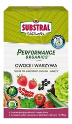 Nawóz do warzyw i owoców – naturalny – 0,75 kg substral