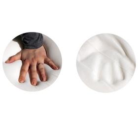 Materac kieszeniowy velur 7-stref 18 cm