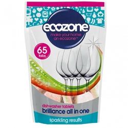 Ecozone, Tabletki do Zmywarki 5w1, 65 szt.