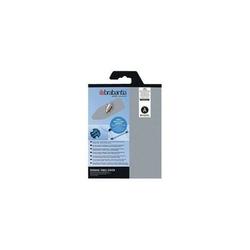 Brabantia - pokrowiec na deskę do prasowania 124 x 45cm - pianka 2mm - srebrny
