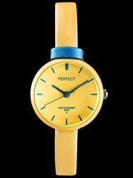 Zegarek damski PERFECT MENTOSS - yellow zp731b