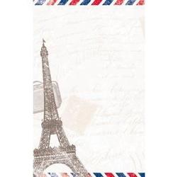 Mini notes Paryż - 30 kartek 7x11 cm - PRZ