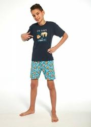 Cornette Kids Boy 78975 Im Lazy piżama chłopięca