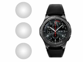Szkło 3mk Flexible Glass 7H Samsung Gear S3 3szt.