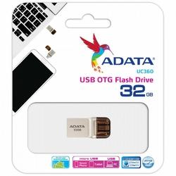 Adata UC360 32GB  USB-A 3.1  microUSB OTG