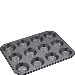 Forma do muffinów perforowana Crust Bake Kitchen Craft KCMCCB29