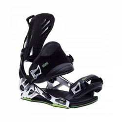 Wiązania snowboardowe sp fastec slab mountain black 2018