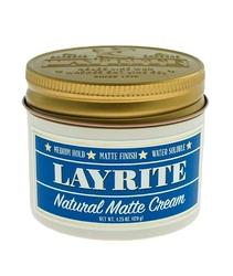 Layrite natural matte cream - matowa pomada do włosów 120g