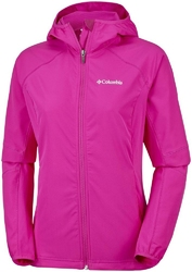 Kurtka damska columbia sweet as softshell wl3057628