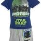 Komplet star wars protect niebieski 8 lat