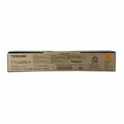 Toner Oryginalny Toshiba T-FC505E-Y 6AJ00000147 Żółty - DARMOWA DOSTAWA w 24h