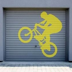 rower 2 naklejka