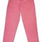 Spodnie damskie babella 3083 czerwony