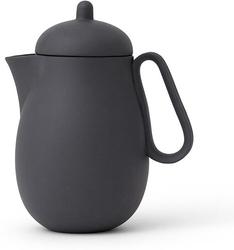 Dzbanek do zaparzania herbaty nina antracytowy