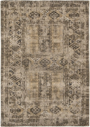 Carpets  more :: brązowy dywan vintage - agha old gold