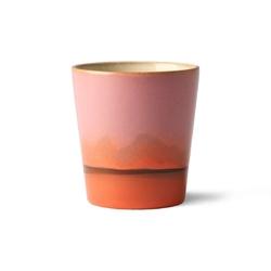 Hkliving kubek ceramiczny 70s: mars ace6905