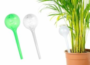 Kule do nawadniania kwiatów Aqua Globes 2 sztuki plastikowe