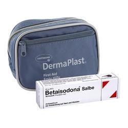 Dermaplast Erste Hilfe Set klein + Betaisodona Salbe