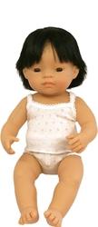 Lalka Azjata Chłopiec - pachnąca lalka Miniland