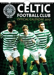 Celtic Glasgow - kalendarz 2013